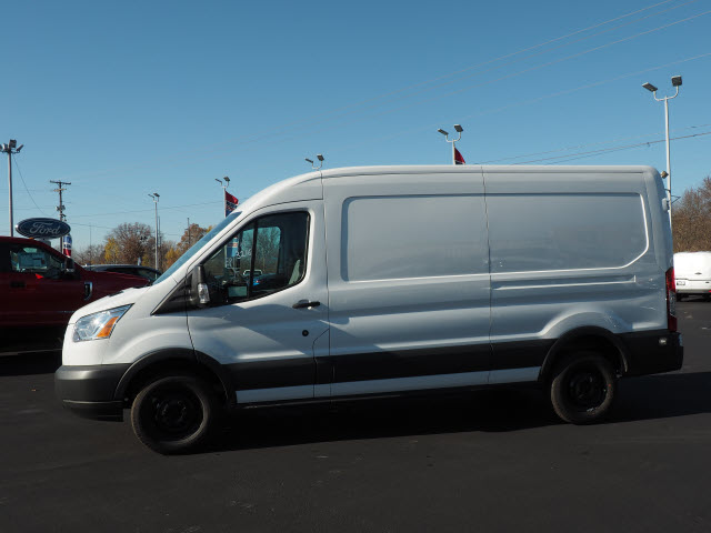2017 Transit 250 Medium Roof, Cargo Van #T27174 - photo 4