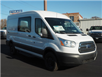 2017 Transit 250 Medium Roof, Cargo Van #T27174 - photo 1