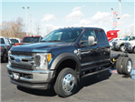 2017 F-450 Super Cab DRW 4x4, Cab Chassis #T27370 - photo 1