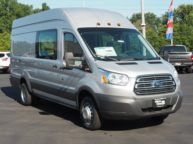 2017 Transit 350 HD High Roof DRW, Cargo Van #T27373 - photo 5