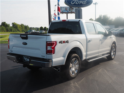 2018 F-150 Crew Cab 4x4 Pickup #T28000 - photo 2