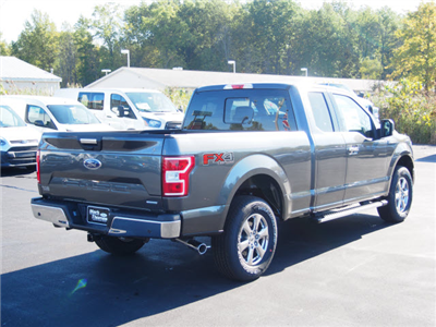 2018 F-150 Super Cab 4x4 Pickup #T28042 - photo 2