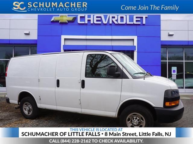 2019 Chevrolet Express 2500 4x2, Empty Cargo Van #13287 - photo 1