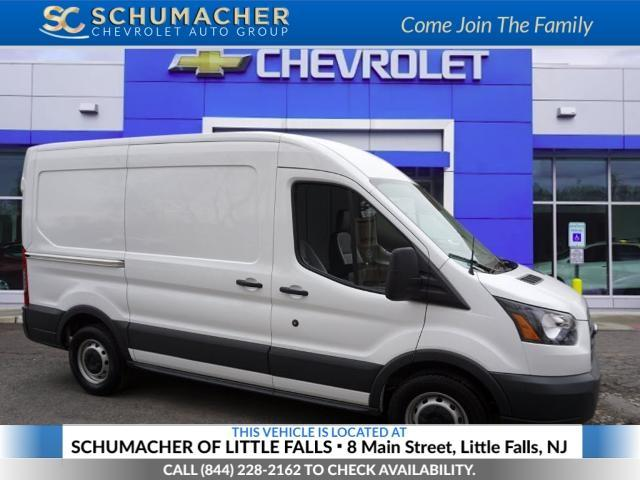 2019 Ford Transit 150 Med Roof 4x2, Empty Cargo Van #13525 - photo 1