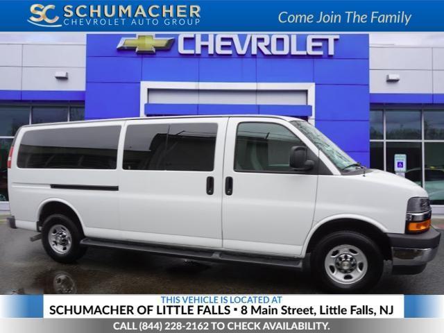 2019 Chevrolet Express 3500 4x2, Passenger Wagon #13570 - photo 1