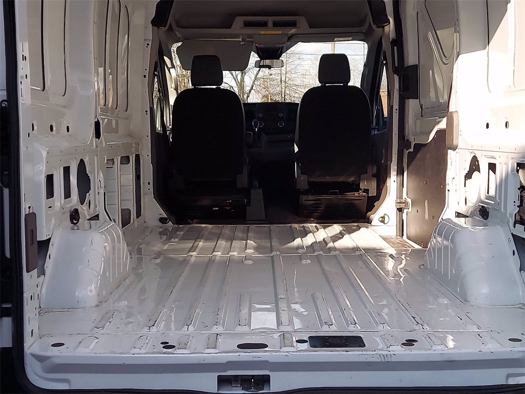 2020 Ford Transit 250 Med Roof 4x2, Empty Cargo Van #14349 - photo 1
