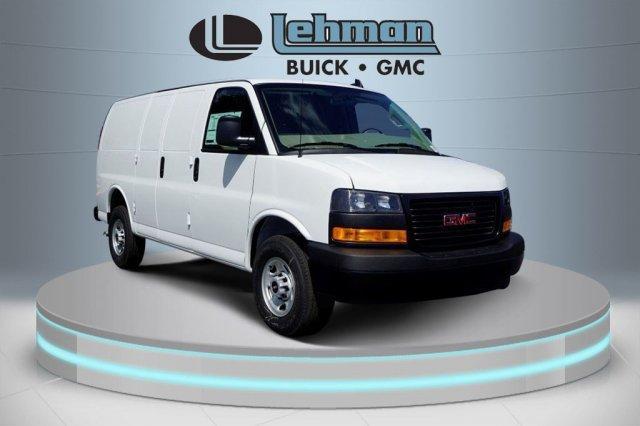 2020 Savana 2500 4x2, Empty Cargo Van #G118305 - photo 1