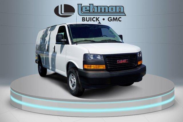 2020 Savana 2500 4x2,  Empty Cargo Van #G118941 - photo 1