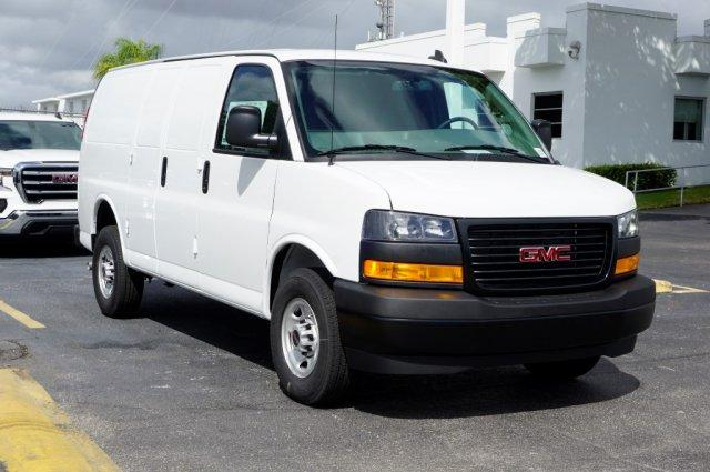 2020 Savana 2500 4x2, Empty Cargo Van #G125474 - photo 4