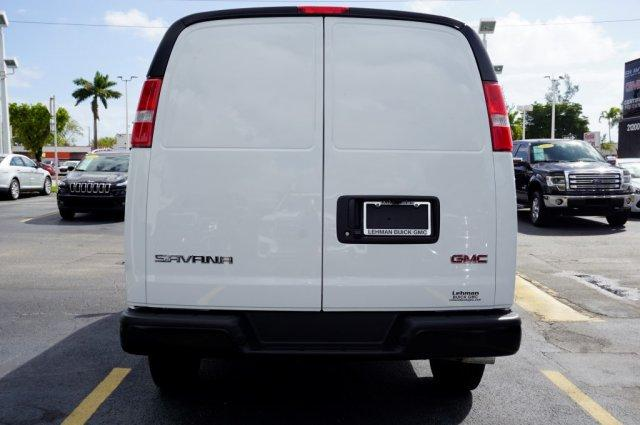2020 Savana 2500 4x2, Empty Cargo Van #G125474 - photo 6