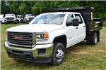 2016 Sierra 3500 Crew Cab 4x4, Cab Chassis #G16329 - photo 1