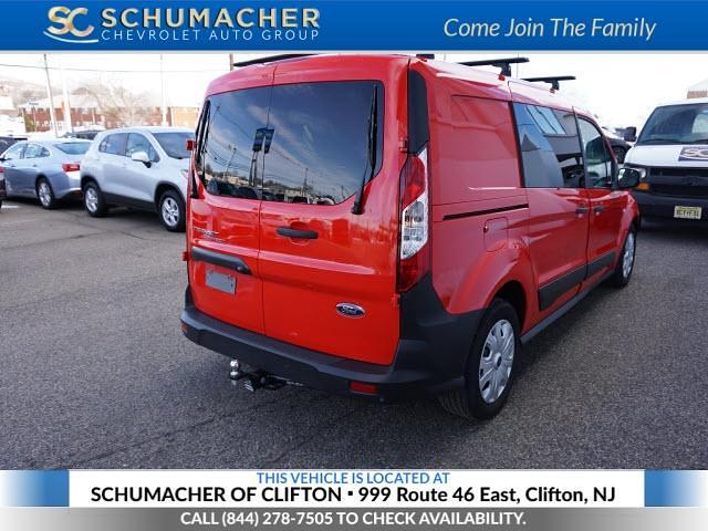 2020 Ford Transit Connect FWD, Empty Cargo Van #C21262A - photo 1