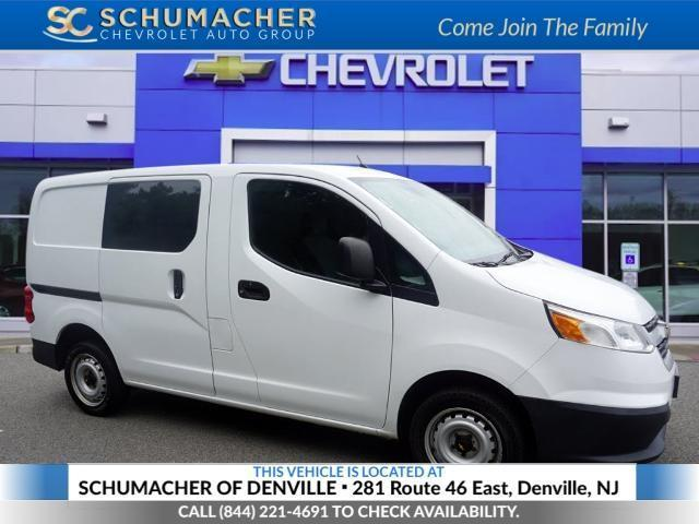 2015 Chevrolet City Express FWD, Empty Cargo Van #D20360B - photo 1