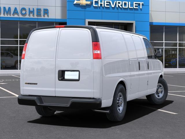 2021 Chevrolet Express 2500 4x2, Empty Cargo Van #D21328 - photo 1