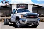 2019 Sierra 3500 Regular Cab DRW 4x4,  Cab Chassis #223919 - photo 1