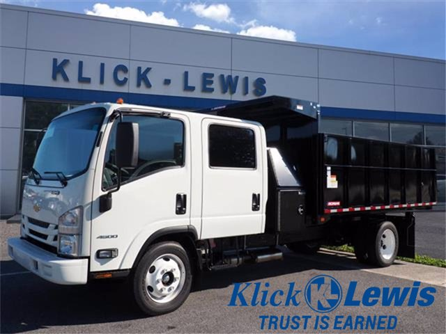 2020 Chevrolet LCF 4500 Crew Cab DRW 4x2, Morgan Landscape Dump #0822790 - photo 1