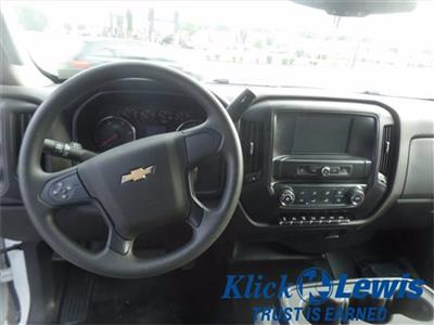 2020 Chevrolet Silverado 5500 Crew Cab DRW 4x4, Knapheide Landscape Dump #0823050 - photo 6