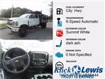 2020 Chevrolet Silverado 5500 Crew Cab DRW 4x4, Knapheide Landscape Dump #0823050 - photo 14