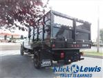 2020 Chevrolet Silverado 5500 Crew Cab DRW 4x4, Knapheide Landscape Dump #0823050 - photo 2