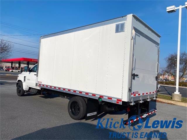 2020 Chevrolet Silverado 5500 Regular Cab DRW 4x2, Morgan Dry Freight #0825260 - photo 1