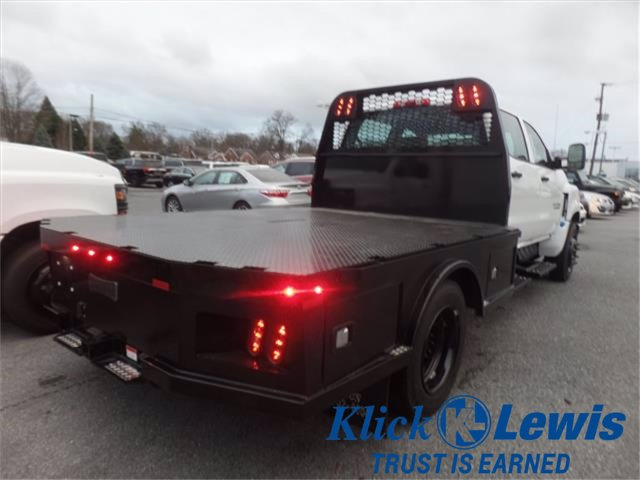 2020 Chevrolet Silverado 5500 Crew Cab DRW 4x2, Knapheide Platform Body #0825450 - photo 1