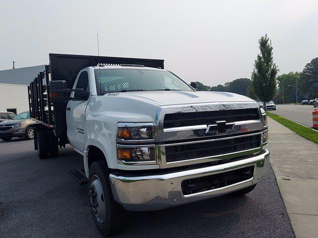 2020 Chevrolet Silverado 5500 Regular Cab DRW 4x2, Morgan Stake Bed #0826510 - photo 1
