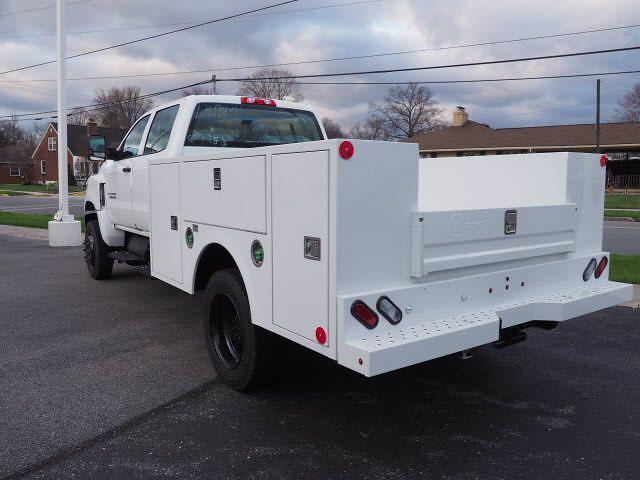 2020 Chevrolet Silverado 5500 Crew Cab DRW 4x4, Warner Select Pro Service Body #0826870 - photo 5