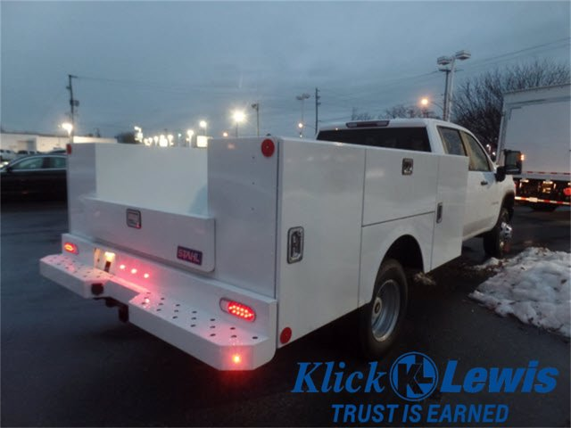 2021 Chevrolet Silverado 3500 Crew Cab AWD, Stahl Service Body #1826050 - photo 1