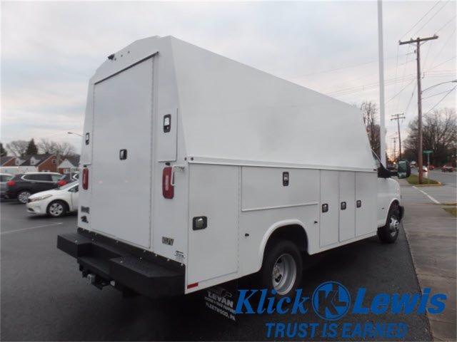 2021 Chevrolet Express 3500 4x2, Knapheide Service Utility Van #1826190 - photo 1