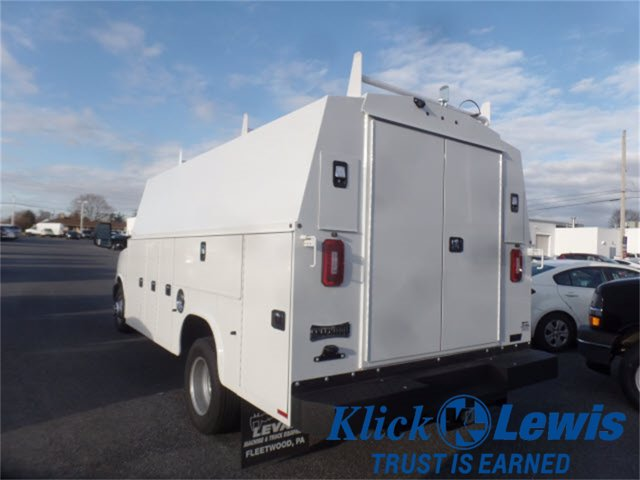 2021 Chevrolet Express 3500 4x2, Knapheide Service Utility Van #1826330 - photo 1