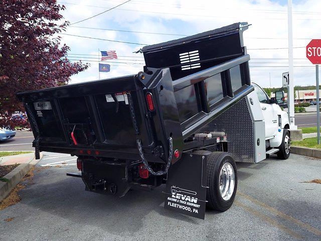 2021 Chevrolet Silverado 5500 Regular Cab DRW 4x2, Air-Flo Dump Body #1826670 - photo 1