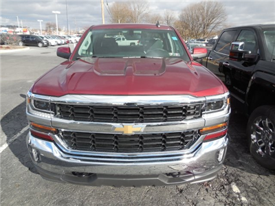 2017 Silverado 1500 Double Cab 4x4 Pickup #7805400 - photo 3