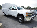 2017 Silverado 3500 Crew Cab 4x4 Service Body #7808070 - photo 4