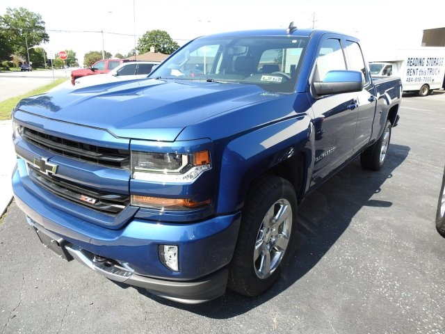 2017 Silverado 1500 Double Cab 4x4 Pickup #7808380 - photo 1