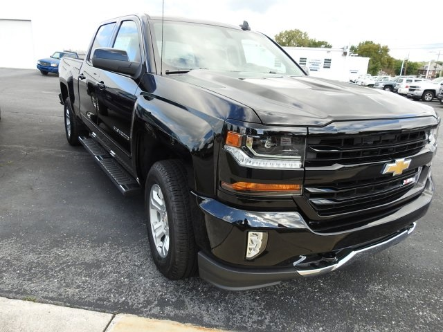 2018 Silverado 1500 Crew Cab 4x4, Pickup #8808450 - photo 4