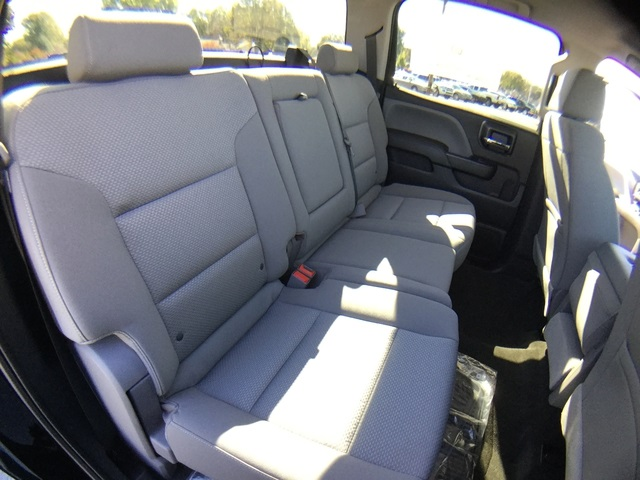 2018 Silverado 1500 Crew Cab 4x4 Pickup #8808630 - photo 21