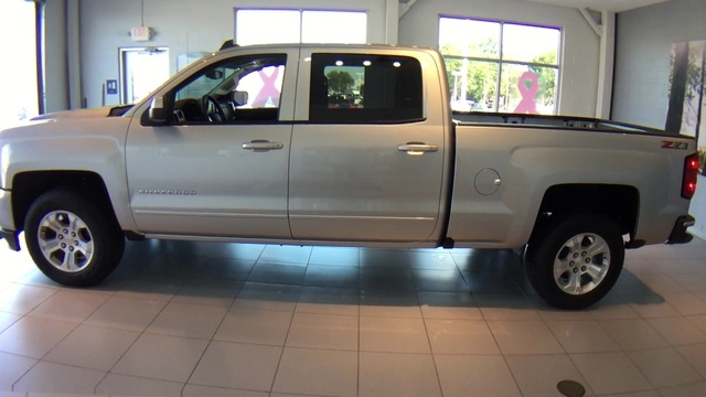 2018 Silverado 1500 Crew Cab 4x4, Pickup #8808720 - photo 6