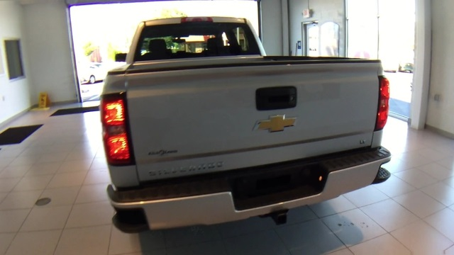 2018 Silverado 1500 Crew Cab 4x4, Pickup #8808720 - photo 7