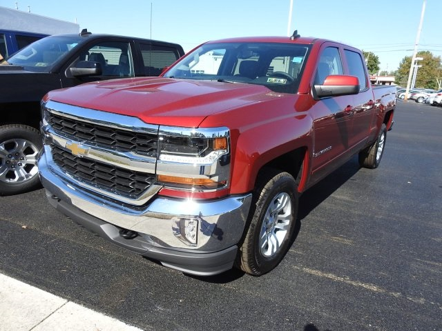 2018 Silverado 1500 Crew Cab 4x4 Pickup #8808730 - photo 1