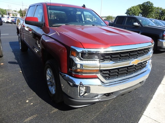 2018 Silverado 1500 Crew Cab 4x4, Pickup #8808730 - photo 4