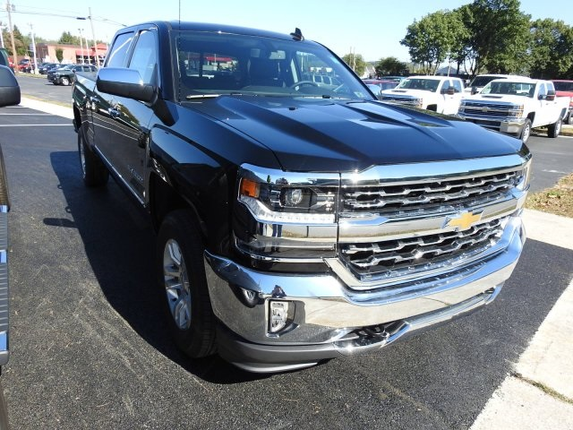2018 Silverado 1500 Crew Cab 4x4, Pickup #8808860 - photo 4