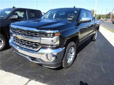 2018 Silverado 1500 Crew Cab 4x4 Pickup #8808860 - photo 1