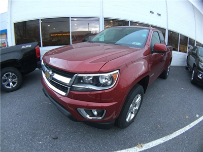 2018 Colorado Extended Cab 4x4, Pickup #8809140 - photo 1