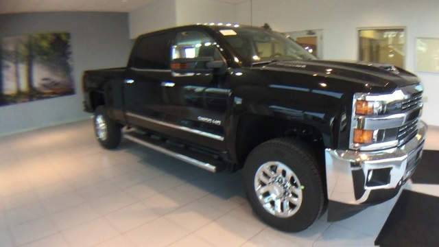 2018 Silverado 3500 Crew Cab 4x4 Pickup #8809170 - photo 3