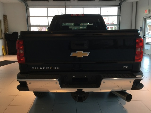 2018 Silverado 3500 Crew Cab 4x4 Pickup #8809170 - photo 22
