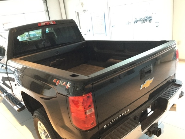 2018 Silverado 3500 Crew Cab 4x4 Pickup #8809170 - photo 23