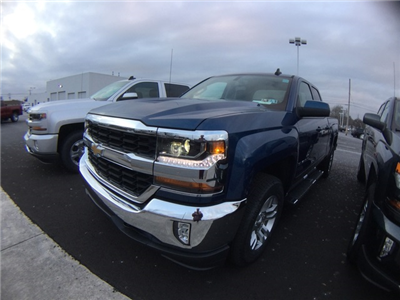 2018 Silverado 1500 Double Cab 4x4, Pickup #8809260 - photo 1