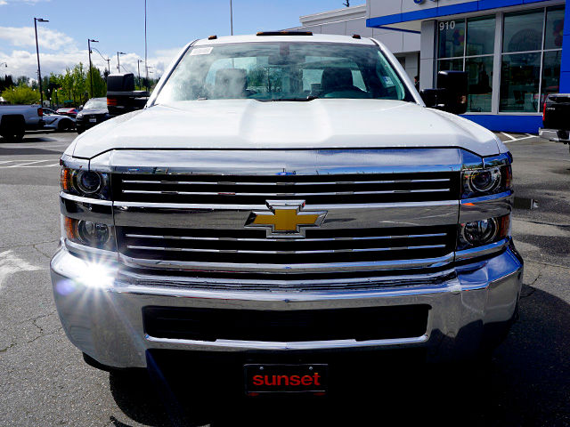 2016 Silverado 3500 Regular Cab, Cab Chassis #11086 - photo 5