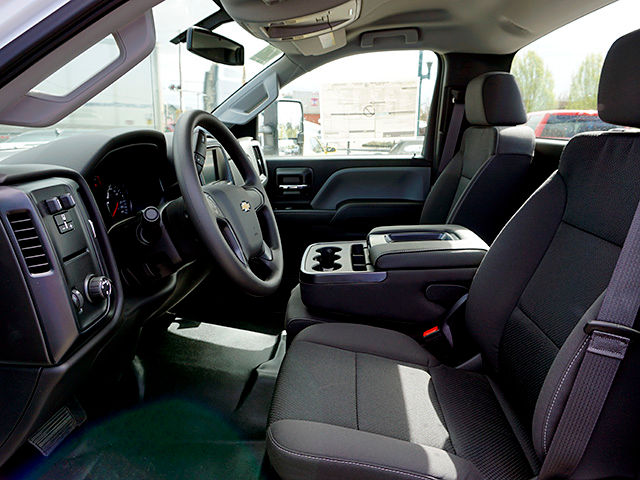 2016 Silverado 3500 Regular Cab, Cab Chassis #11086 - photo 8