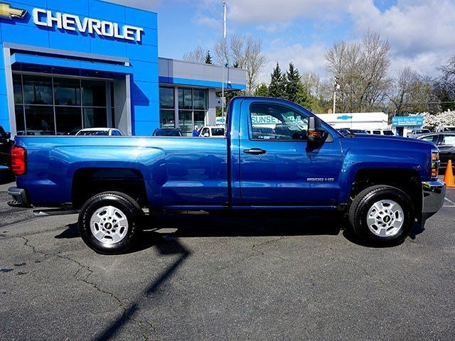 2016 Silverado 2500 Regular Cab, Pickup #11361 - photo 3
